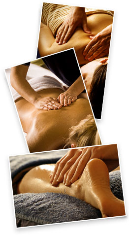 massage therapy bend or